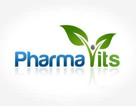 "#131 para Design a Logo for A New Range of Vitamins/Supplements called ""PharmaVits"" por nilankohalder"