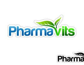 "#98 para Design a Logo for A New Range of Vitamins/Supplements called ""PharmaVits"" por hemanthalaksiri"