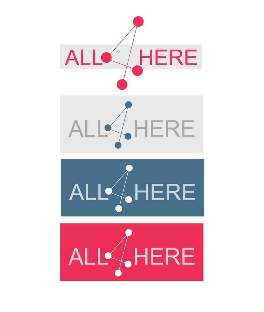 Kilpailutyö #8 kilpailussa Design a logo