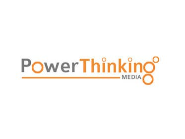 #365 untuk Logo Design for Power Thinking Media oleh sudarshkhare