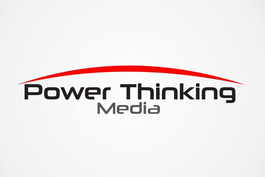 Конкурсная заявка №357 для Logo Design for Power Thinking Media