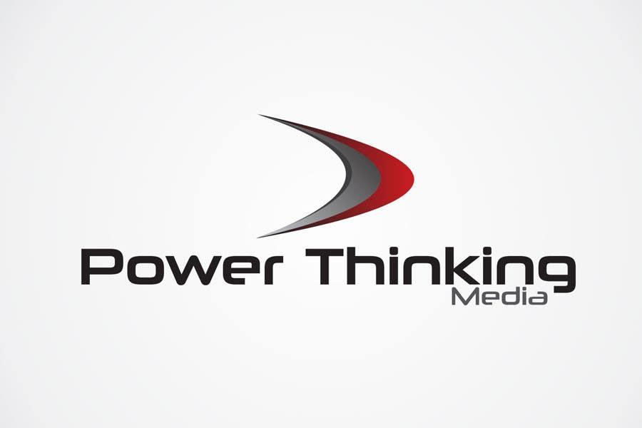 Конкурсная заявка №363 для Logo Design for Power Thinking Media