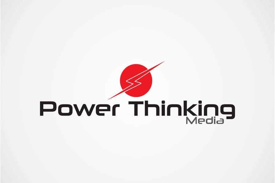 Конкурсная заявка №358 для Logo Design for Power Thinking Media