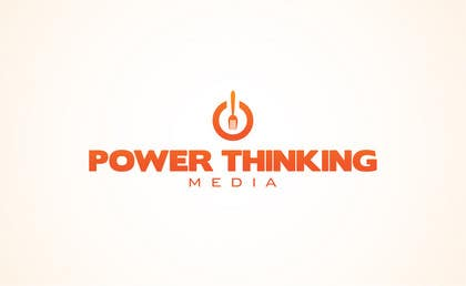#372 untuk Logo Design for Power Thinking Media oleh TimSlater