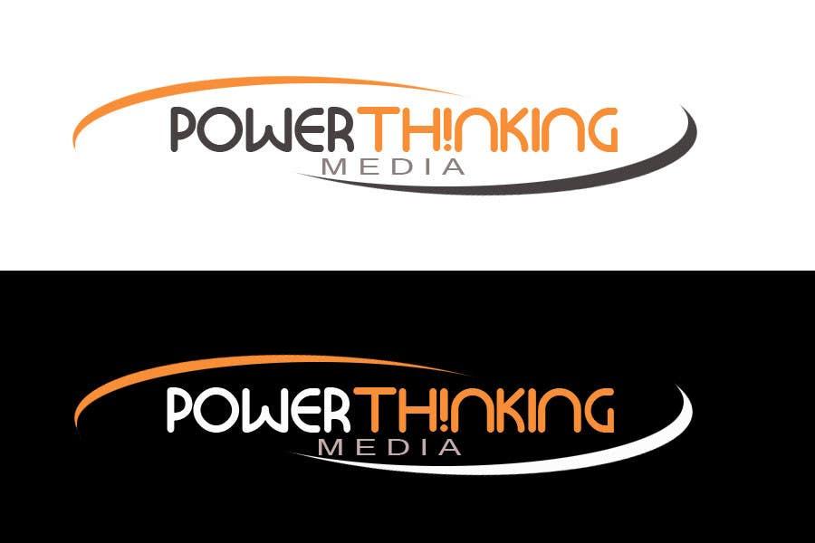 Конкурсная заявка №345 для Logo Design for Power Thinking Media