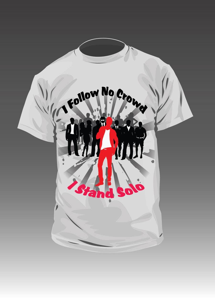 #30 for T-Shirt Design Idea by Pasztel