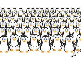 #27 untuk Illustrate a Cute Penguin and His Group!!! oleh SAMFISH