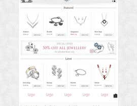 #1 for Jewellery Store HomePage by rzlrip