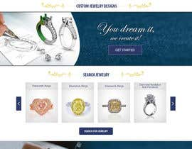 #2 for Jewellery Store HomePage by zaadi
