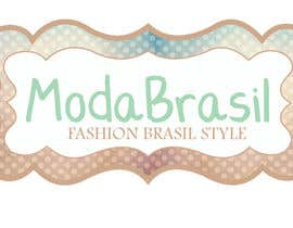 #11 for Design a Logo for ModaBrasil - fashion  Brazil Style af gabrielasaenz