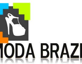 #47 for Design a Logo for ModaBrasil - fashion  Brazil Style af hachemscenic