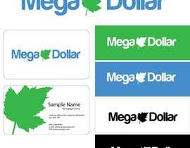 nº 38 pour Develop a Corporate Identity for Mega Dollar par hammad143