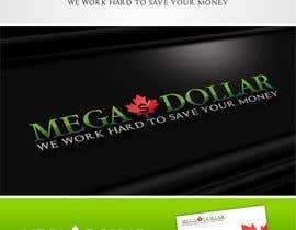 #15 for Develop a Corporate Identity for Mega Dollar af CandraCreative