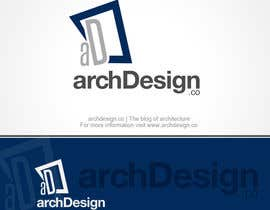 #85 cho Logo design for ArchDesign.co bởi QuantumTechart