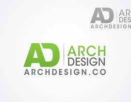nº 101 pour Logo design for ArchDesign.co par kanno007