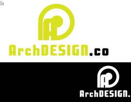 nº 50 pour Logo design for ArchDesign.co par Renovatis13a