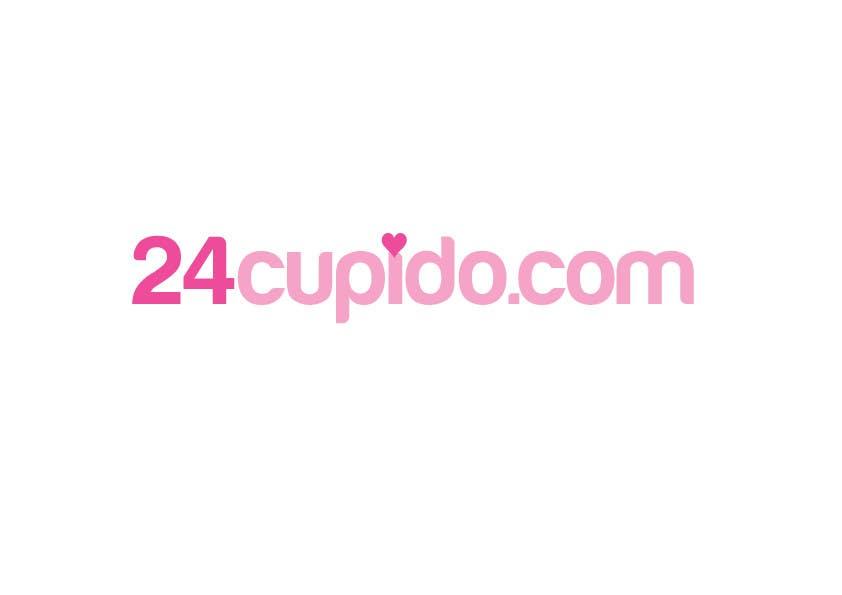#37 for Logo design for 24CUPIDO.COM by andjam10