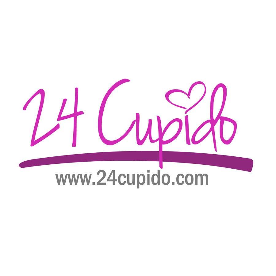 #22 for Logo design for 24CUPIDO.COM by GraphiliaPrints