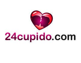 #17 for Logo design for 24CUPIDO.COM by allniarra