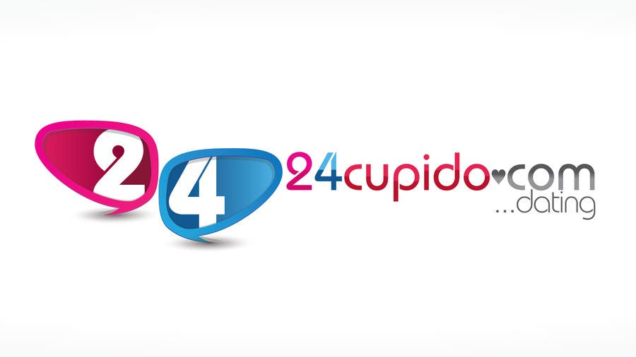 #33 for Logo design for 24CUPIDO.COM by KiVii