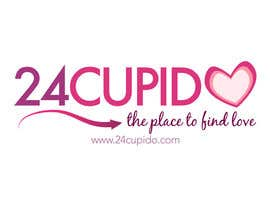 #29 for Logo design for 24CUPIDO.COM by andreaosorioj
