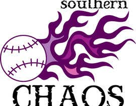 #44 for Design a Logo for Southern Chaos softball team by KelDelp