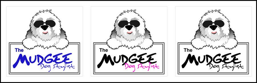 Конкурсная заявка №                                        150                                      для                                         Logo Design for The Mudgee Dog Stylist