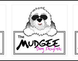 #150 para Logo Design for The Mudgee Dog Stylist por GreenAndWhite