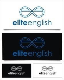 #110 for Design a Logo for Elite English by indraDhe