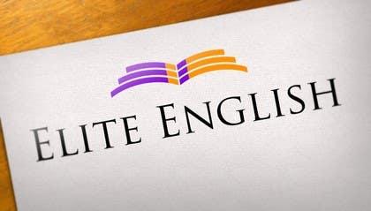 #114 for Design a Logo for Elite English by kertarajasa08