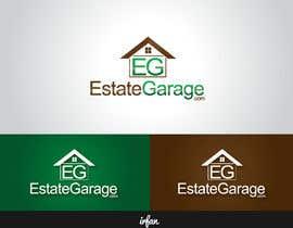 #79 untuk EstateGarage.com - A Professional Logo Design Contest oleh designrider