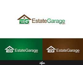 #80 untuk EstateGarage.com - A Professional Logo Design Contest oleh designrider