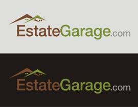 #4 for EstateGarage.com - A Professional Logo Design Contest by santosrodelio