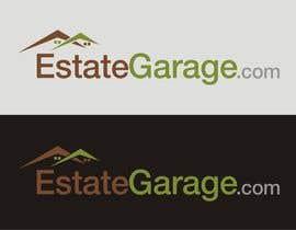 nº 4 pour EstateGarage.com - A Professional Logo Design Contest par santosrodelio