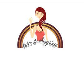 #35 for Design a Logo for Retro Bathing Suit website and print by alizainbarkat