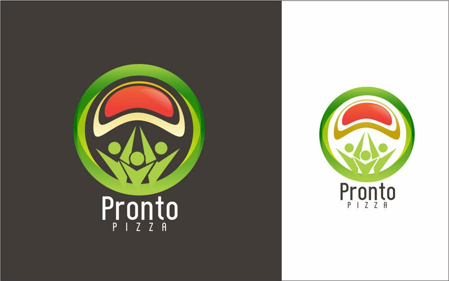 #270 for Logo Design for pronto pizza web site by rueldecastro
