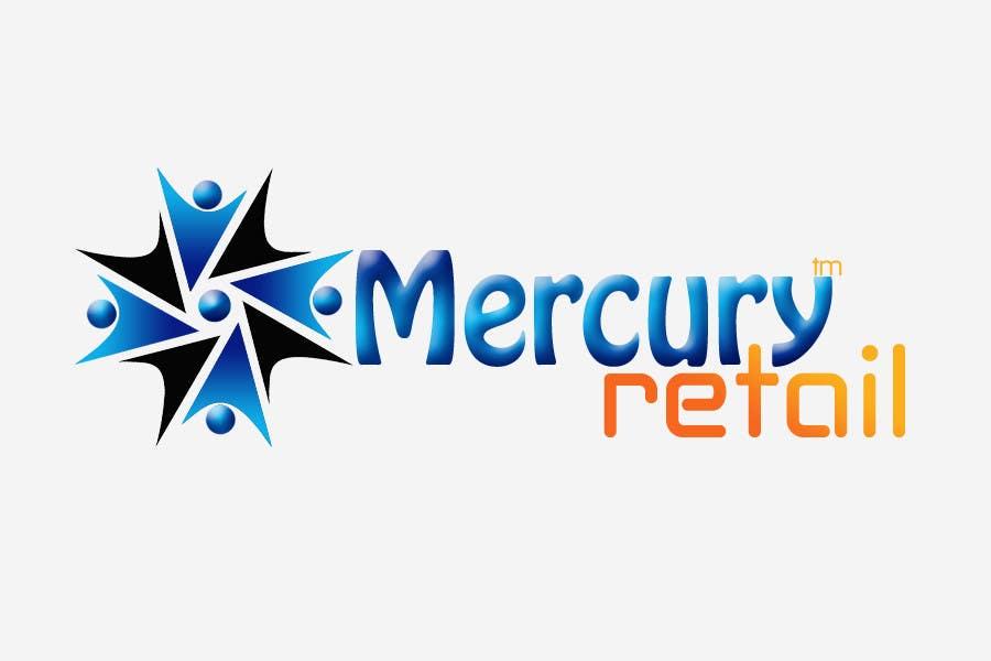 Kilpailutyö #60 kilpailussa Graphic Design for Mercury Retail