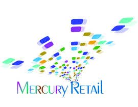 nº 46 pour Graphic Design for Mercury Retail par Vathish