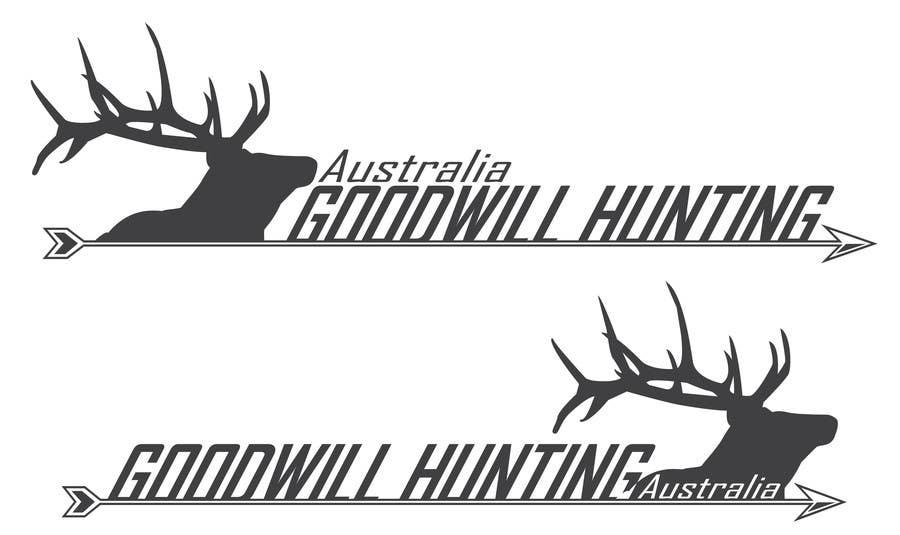 Bài tham dự cuộc thi #                                        25                                      cho                                         Design a Logo for Hunting Ecommerce business