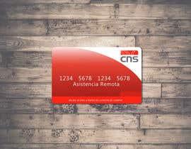 #8 para Crear diseño de impresión y presentación Credit Card Style de JuanRivasDesign