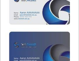 #11 for Design some Business Cards for Tech Consult by jinupeter
