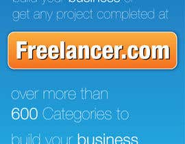 Manojm2 tarafından Design an Advertisement for Freelancer.com to go in an eBook. için no 4