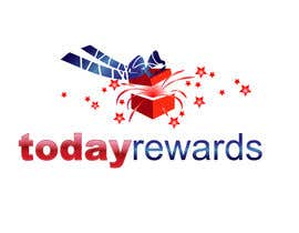 #95 para Design a Logo for Today Rewards por nicoscr