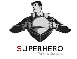 "#18 para Design a Logo for ""Superhero Training Systems"" por skywarematt"