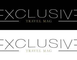 #146 for Exclusive Travel Mag by gustavopetit