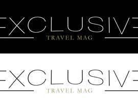 nº 146 pour Exclusive Travel Mag par gustavopetit