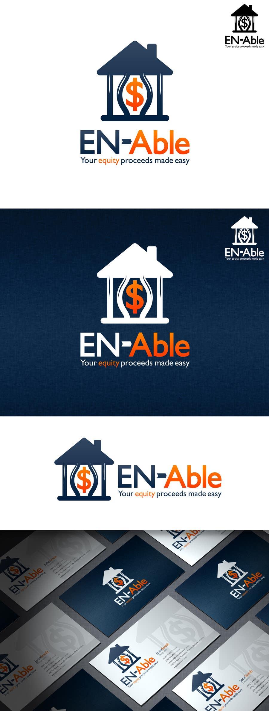 Penyertaan Peraduan #                                        64                                      untuk                                         Design a Logo for EN-Able Equity Funding Solutions (Pty) Ltd