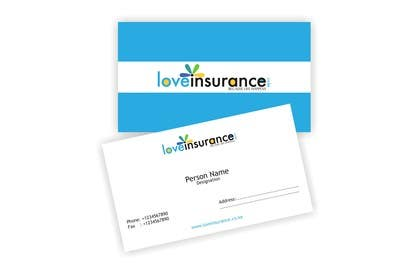 #105 for Design a Logo for loveinsurance.co.ke af nomi2009