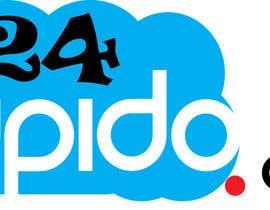 #5 para Logo design for 24CUPIDO.COM - repost por utrejak