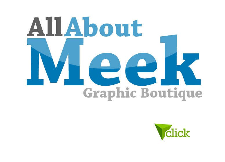 #66 for Design a Logo for All About Meek by NabilEdwards